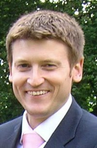 Portrait of Jon Green, principal Bridge teacher